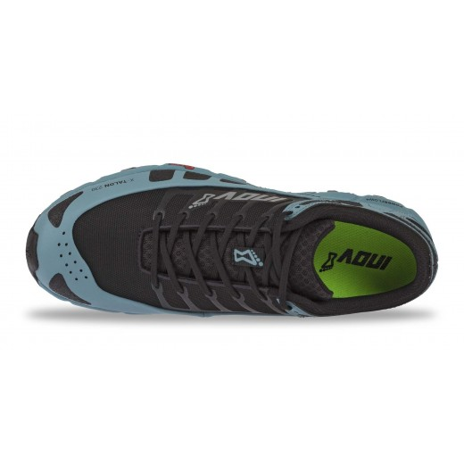 Inov8 X-Talon 230 Dame Sort/Blue-Gray-01