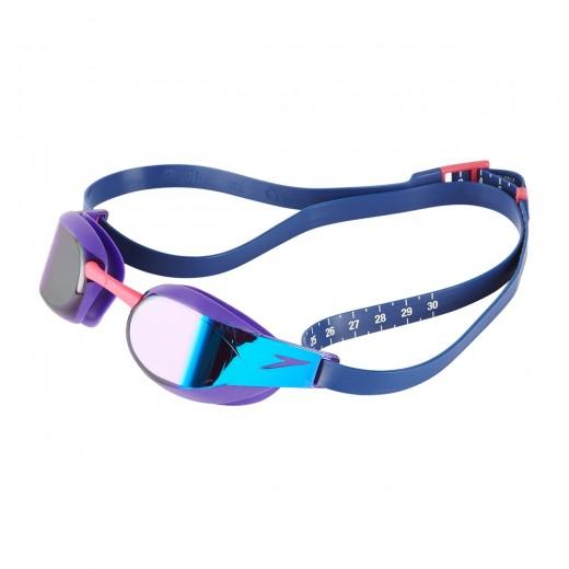 Speedo Fastskin Elite Mirror Svømmebrille Violet/blue-32