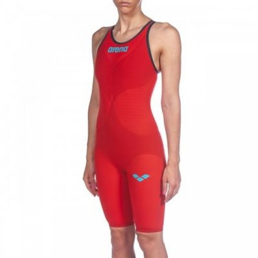 Arena Powerskin Carbon Air 2 Red Dame-32