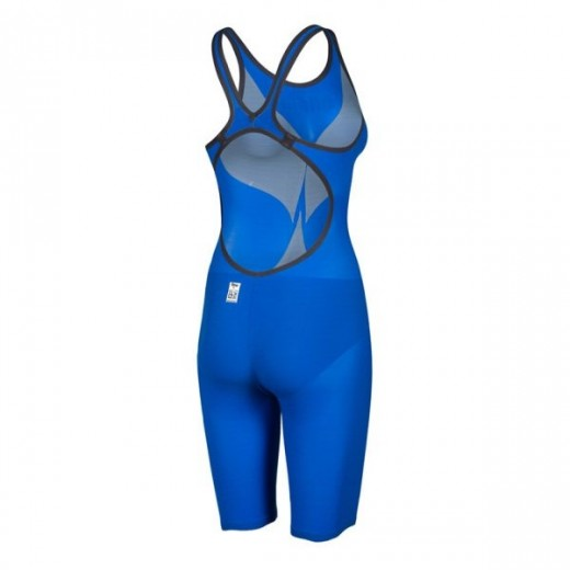 Arena Powerskin Carbon Air 2 Electric Blue Dame-03