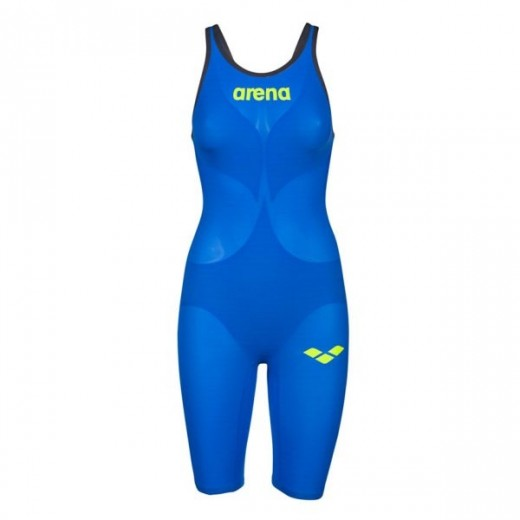 Arena Powerskin Carbon Air 2 Electric Blue Dame-33