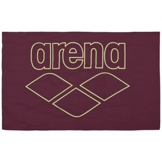 Arena Pool Smart Håndklæde Bordoux rød-31