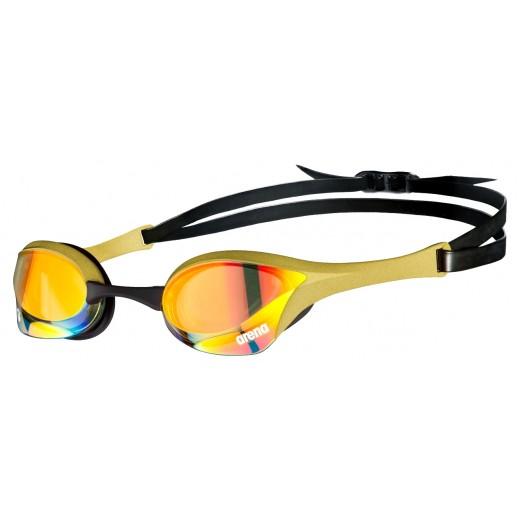 Arena Cobra Ultra Swipe Gold Mirror Svømmebrille Gold-33