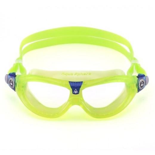 Aqua Sphere SEAL KID 2 Svømmebrille Lime-31
