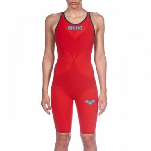 Arena Powerskin Carbon Air 2 Red Dame-02