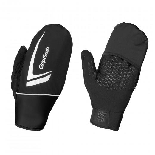 GripGrap Løbe Thermo Vindtæt Touchscreen Handske-34