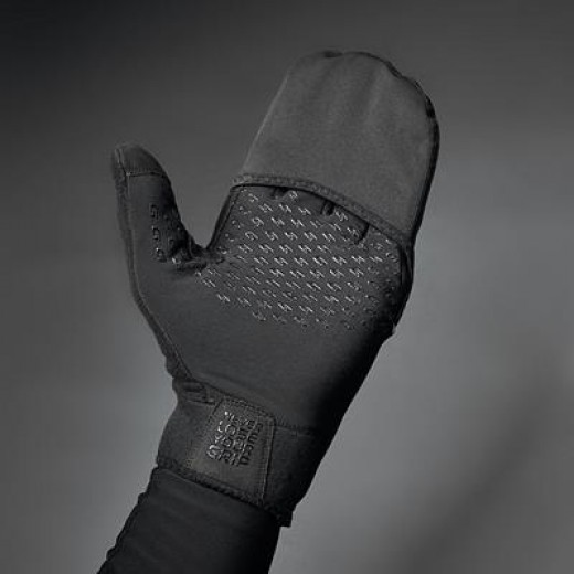 GripGrap Løbe Thermo Vindtæt Touchscreen Handske-04
