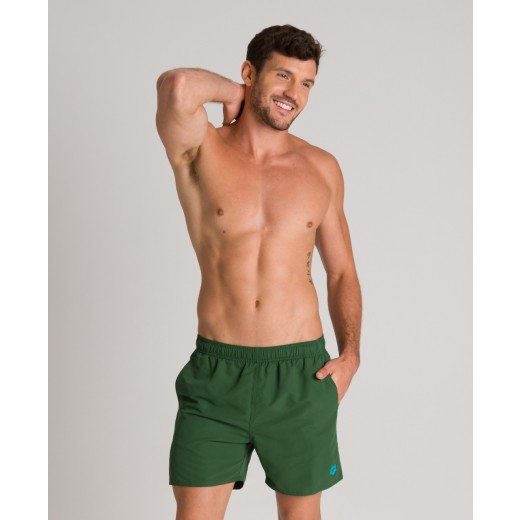 Arena Fundamentals Boxer svømmeshorts WoodGreen-Turquoise-33