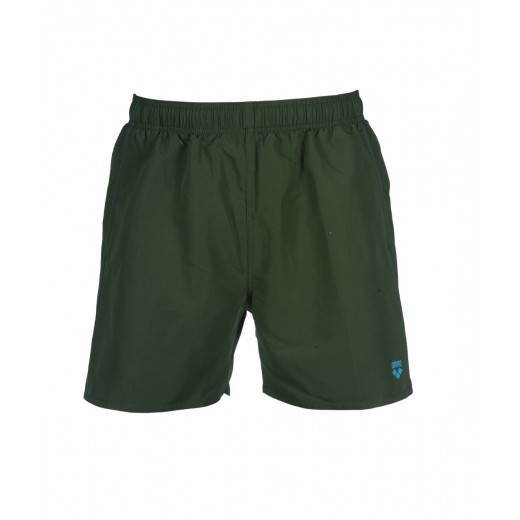 Arena Fundamentals Boxer svømmeshorts WoodGreen-Turquoise-03