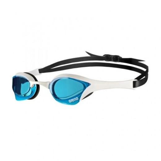Arena Cobra Ultra Blå linse Hvid-33