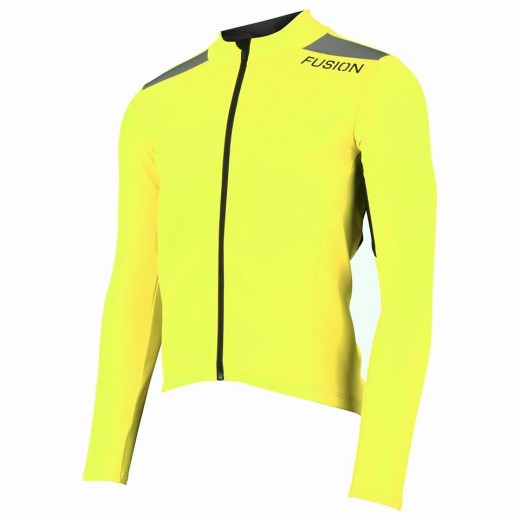 S3 Cycling jacket Yellow-31