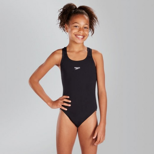 SPEEDO Essential Endurance+ Medalist Swimsuit Barn/Ung-01