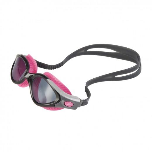 Speedo Futura Biofuse Flexiseal Svømmebrille Ecstatic Pink/Black/Mørke linser Dame-03