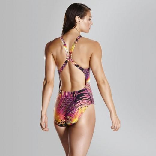 SPEEDO Astrostar Powerback Swimsuit-01