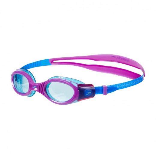 Speedo Futura Biofuse Flexiseal Junior Svømmebrille New Surf/Purple Vibe/Peppermint-31