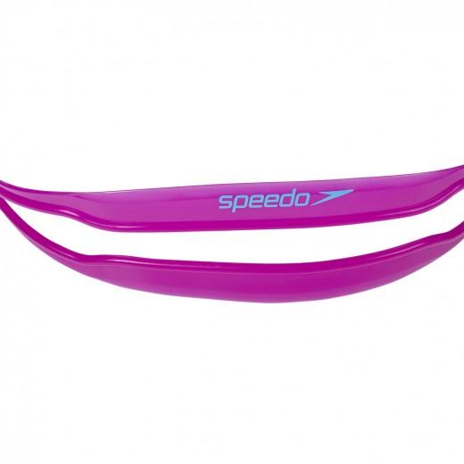 Speedo Futura Biofuse Flexiseal Junior Svømmebrille New Surf/Purple Vibe/Peppermint-01