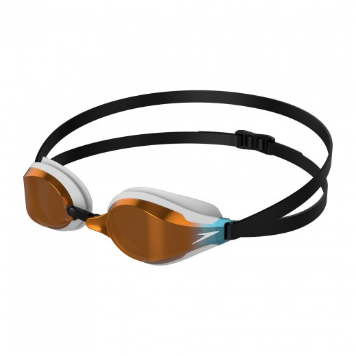 Speedo Fastskin Speedsocket 2 Mirror Svømmebrille White/Copper-03