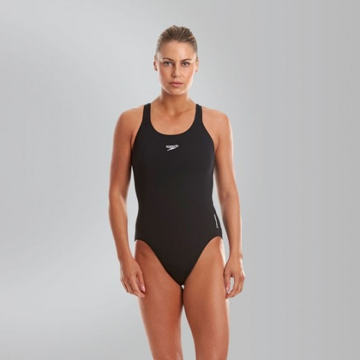SPEEDO Essential Endurance+ Medalist Swimsuit Black-03