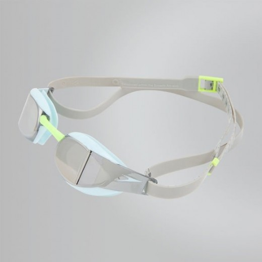 Speedo Fastskin Elite Mirror svømmebrille Blue/Silver-32