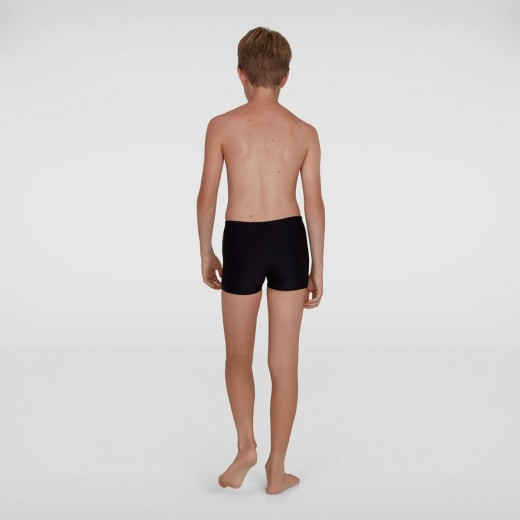 Speedo Badebuks Hexagonal Aquashort Junior-01