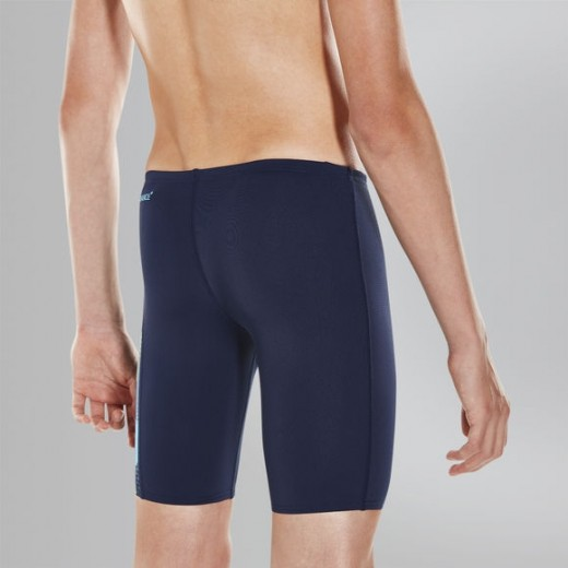 Speedo Allover Panel Jammer Navy/Blue Ung-03