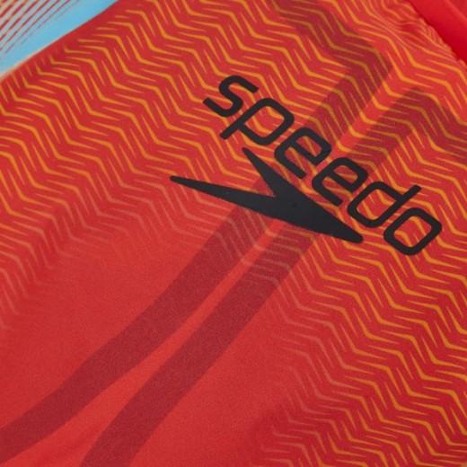 SPEEDO Fastskin LZR Racer X Openback Kneeskin Red/Black-01