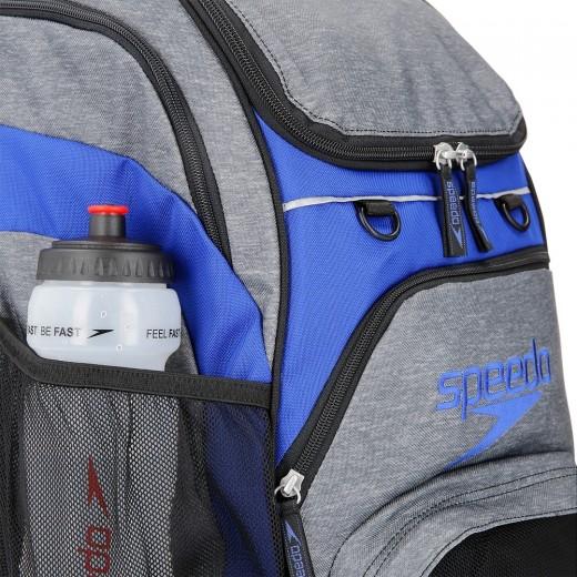 Speedo T-kit Teamster 35L Svømmetaske Grå/Blå-02