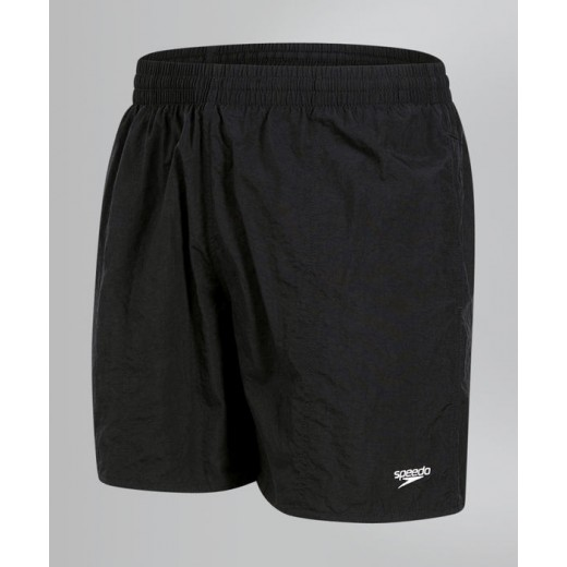 SPEEDO Solid Leisure Swim Shorts Black-36