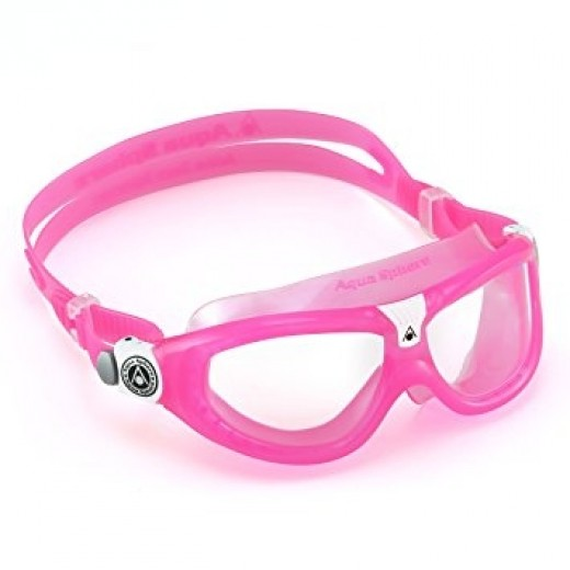 Aqua Sphere SEAL KID 2 Svømmebrille Pink-31