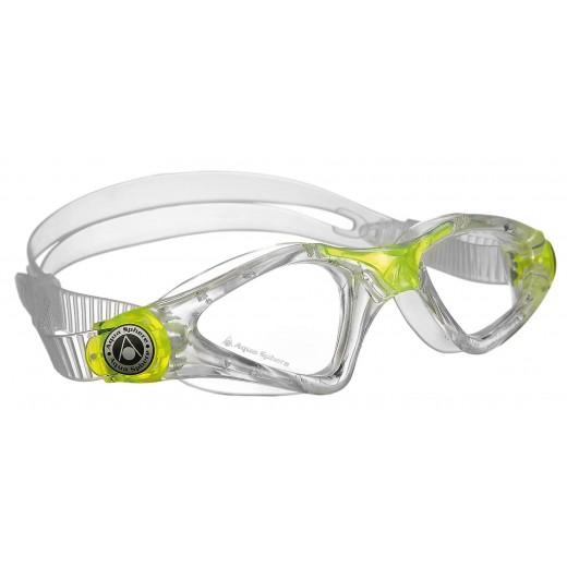 AquaSphereSvmmebrillerKayenneJrTransparentLime-31