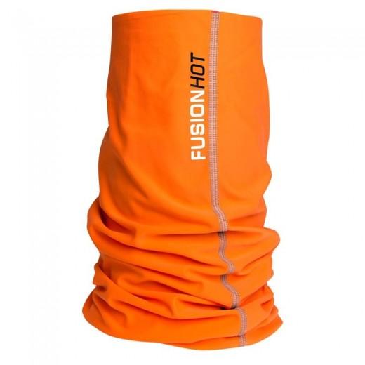 Fusion Hot Neck Gaiter Orange-33
