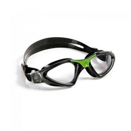Aqua Sphere Kayenne Svømmebrille sort/grøn-31