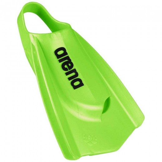 Arena Powerfin Pro Lime-35