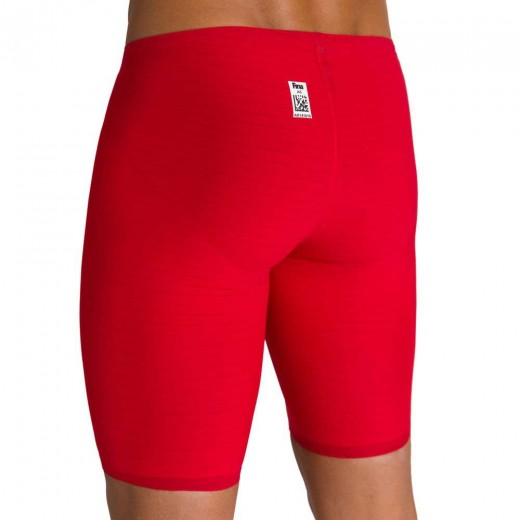 Arena Powerskin Carbon Air 2 Jammer Red Herre-01
