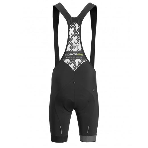 Assos CENTO Evo Bib Shorts Black-01