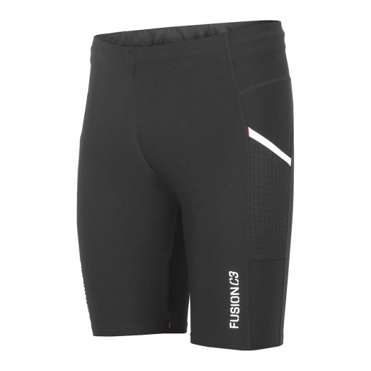 Fusion C3 Short Tights POCKET m/sidelommer-33