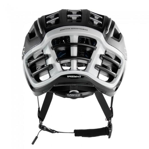 SPEEDairo 2 RS black ( incl.Vautron Visor ) Cykelhjelm.-03