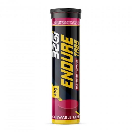 32Gi Endure Tabs med hindbær smag-31