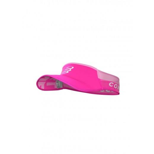 Compressport UltraLight Visor Pink.-34