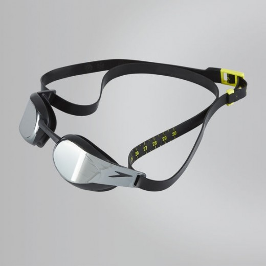 Speedo Fastskin Elite Mirror Black-01