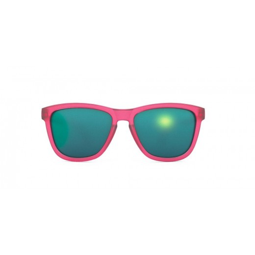 "Goodr Solbrille ""Flamingos On a Booze Cruise""-01"