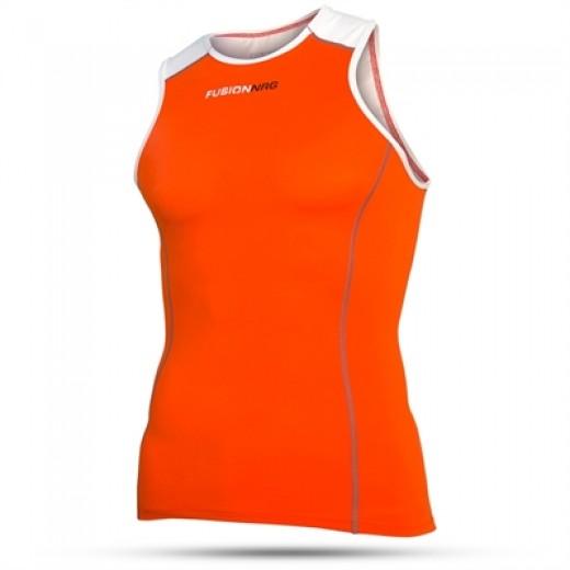 Fusion Tri Top W orange-01