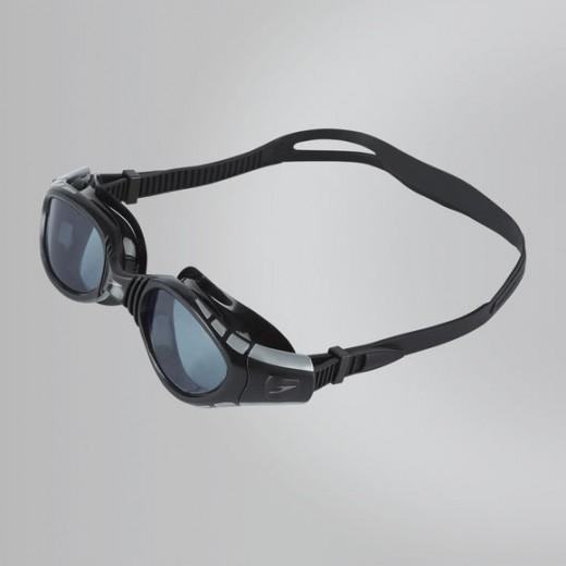 Speedo Futura Biofuse Black. Smoke Lens-31