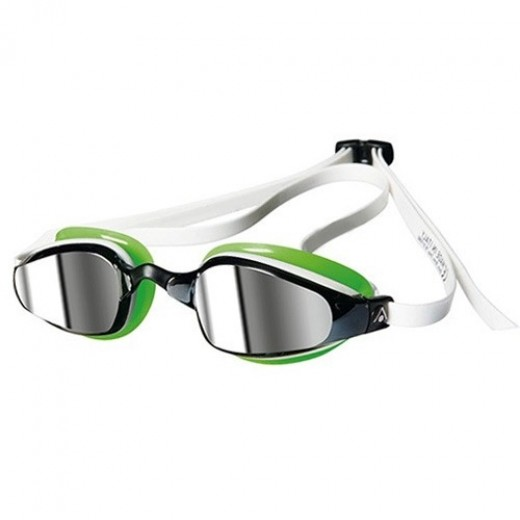 Michael Phelps K180 Mirror White/Green-31