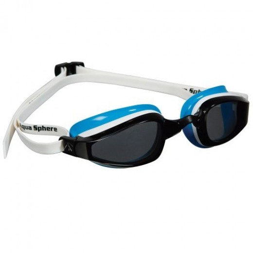 Michael Phelps K180 Dark Lens White/Baia LADIES-31