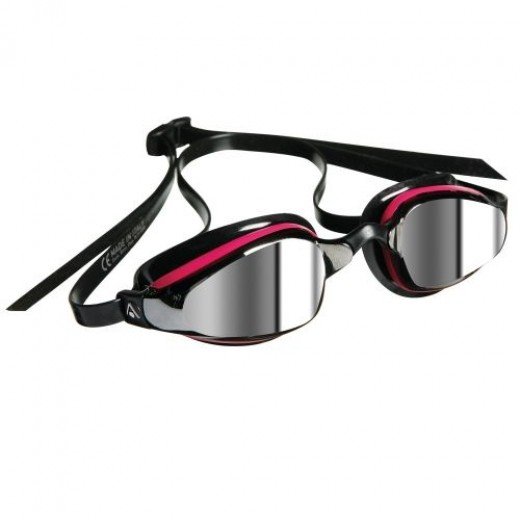 Michael Phelps K180 Mirror Pink/Black LADIES-31