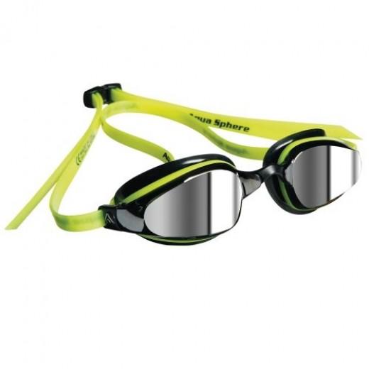 Michael Phelps K180 Mirror Yellow/Black-31