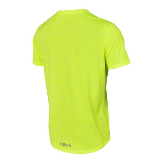 Fusion C3 T-Shirt Herre Gul Melange-01