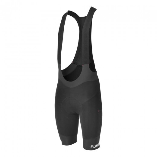 Fusion Mens C3 PLUS BIB Shorts POCKET-32