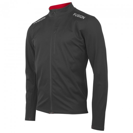 Fusion Mens S2 Run Jacket Black-31